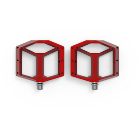Cube ACID Flat A3-ZP Pedale rot